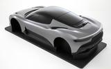 Maserati MC20 - rear