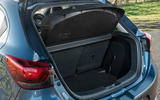 Mazda 2 Sport Nav 2020 UK first drive review - boot