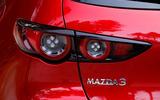 Mazda 3 2.0 Skyactiv-G 2019 first drive review - brake lights
