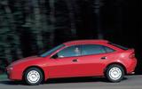 Mazda 323F - hero side