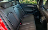 Mazda 6 2018 first drive review rear seats