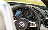 9 Mazda MX 5 Sport Venture 2021 UK FD instruments