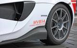 McLaren Sports Series Hybrid prototype bodykit