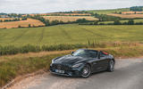 Mercedes-AMG GT Roadster 2019 UK first drive review - static front