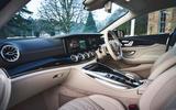 Mercedes-AMG GT 63 S 4-door Coupé 2019 UK first drive review - cabin