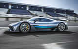 Mercedes-AMG One 2019 - tracking side