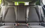 Mercedes-Benz A-Class A180 SE 2019 first drive review - rear seats