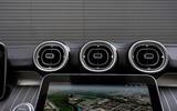 9 Mercedes Benz C Class C300e 2021 review air vents