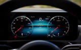 Mercedes-Benz CLA 250 2019 UK first drive review - instruments
