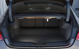 Mercedes-Benz CLS 350 d 2018 UK first drive boot space