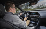 Mercedes-Benz EQC 2019 first drive - Matt Saunders driving