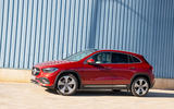 Mercedes-Benz GLA 220d 2020 first drive review - static front
