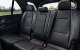 Mercedes-Benz GLE 2019 UK first drive review - middle row