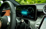 9 Mercedes C Class Estate 2021 UK LHD FD instruments