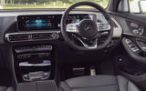 Mercedes-Benz EQC 400 2019 UK first drive review - interior