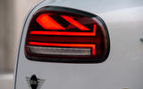 Mini Clubman John Cooper Works 2019 first drive review - rear lights