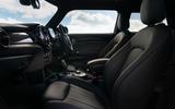 9 Mini Cooper S 2021 UK FD cabin