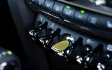 Mini Countryman Cooper S E All4 2020 first drive review - start button