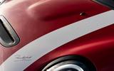 Mini Paddy Hopkirk Edition - stripe
