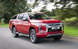 Top 10 pickup trucks 2020 - Mitsubishi L200