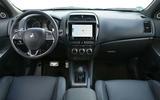 Mitsubishi ASX 2019 first drive review - dashboard