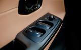 9 Nio ES8 European spec 2021 first drive window controls