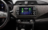 Nissan Micra 2019 first drive review - infotainment
