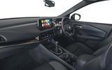 9 Nissan Qashqai 2021 UK FD cabin