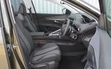 Peugeot 5008 2018 long-term review cabin