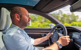 Polestar 1 2019 first drive review - Matt Prior driving