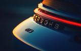 9 Porsche 911 GT3 2021 UK first drive review rear end