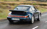 Porsche 911 - rear
