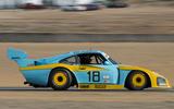 Porsche 935 - side
