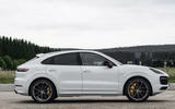 Porsche Cayenne E-Hybrid 2021 - side