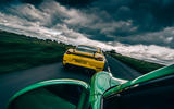 Porsche Cayman GT4 - rear