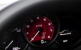 Porsche Macan GTS 2020 first drive review - instruments