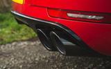 Porsche Macan GTS 2020 UK first drive review - exhausts