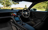 9 Porsche Taycan Cross Turismo 4S 2021 UK FD cabin