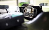 Rodin FZED 2020 - steering wheel