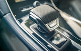 Roewe R ER6 2020 first drive review - gearstick