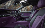 Rolls Royce Ghost 2020 UK first drive review - cabin