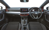 9 Seat Ibiza FL 2021 FD dash