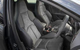 Seat Leon Cupra R ST Abt 2019 UK first drive review - front seats