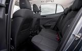 9 Skoda Fabia 2021 LHD UK first drive rear seats