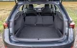 9 Skoda Octavia E Tec hybrid 2021 UK first drive review boot