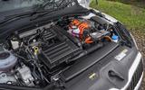 Skoda Superb IV 2020 UK first drive review - engine