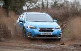 Subaru XV e-Boxer 2020 UK first drive review - splash