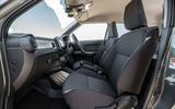 Suzuki Ignis hybrid 2020 UK first drive review - cabin