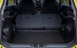 Suzuki Swift Sport 2018 review boot space