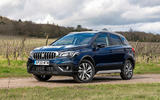 Suzuki SX4 S-Cross Hybrid 2020 UK first drive review - static front